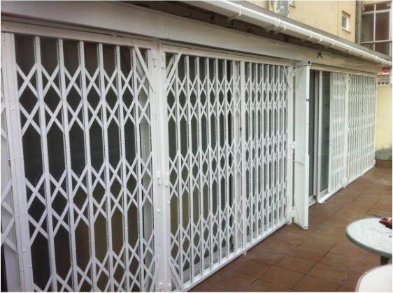 rejas ballesta terrazas patios - Instalacion rejas ballestas viladecans rejas para ventanas viladecans rejas puertas