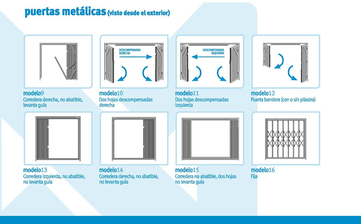rejas ballestas modelo2 - Rejas para ventanas barcelona Instalacion rejas barcelona Rejas ballestas barcelona