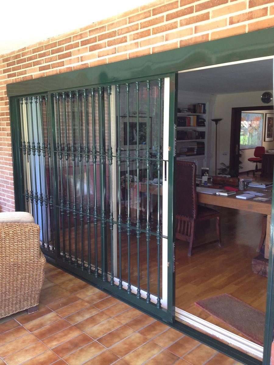 rejas FORJA - Rejas para Puertas